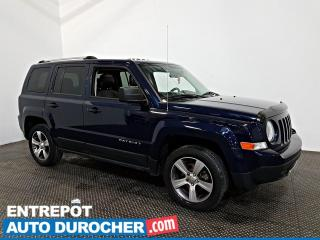 Used 2016 Jeep Patriot High Altitude AWD Automatique - A/C - CUIR for sale in Laval, QC