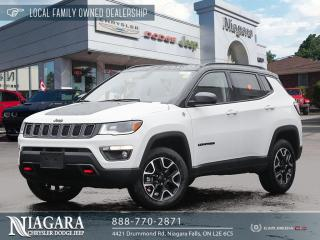 New 2021 Jeep Compass TRAILHAWK ELITE | PANORAMIC ROOF for sale in Niagara Falls, ON
