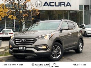 Used 2018 Hyundai Santa Fe Sport AWD 2.4L SE for sale in Markham, ON