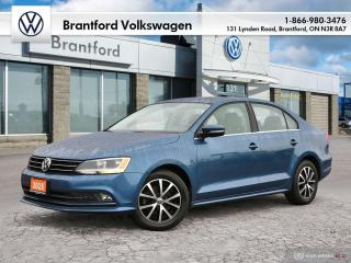 Used 2015 Volkswagen Jetta Comfortline 1.8T 6sp at w/ Tip for sale in Brantford, ON