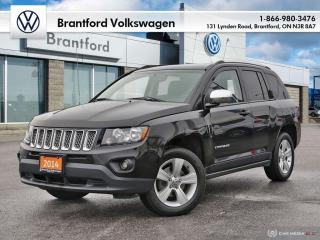 Used 2014 Jeep Compass 4x4 Sport / North for sale in Brantford, ON