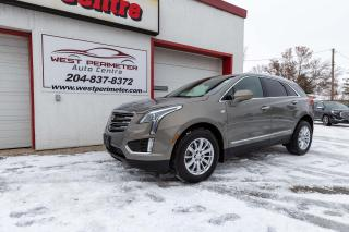 Used 2018 Cadillac XT5 AWD * V6*Htd Lthr Seats*Pwr Liftgate*B/Up Camera* for sale in Winnipeg, MB