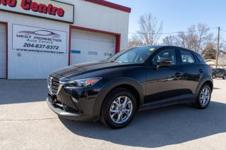 Used 2020 Mazda CX-3 GS Auto AWD*Bluetooth*B/up Camera*Htd Seats* for sale in Winnipeg, MB