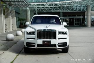 Used 2020 Rolls-Royce Cullinan Sport Utility for sale in Vancouver, BC
