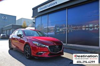 Used 2017 Mazda MAZDA3 GT - Top trim, fully loaded with aero kit! for sale in Vancouver, BC