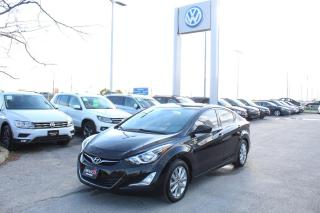 Used 2015 Hyundai Elantra 1.8L for sale in Whitby, ON