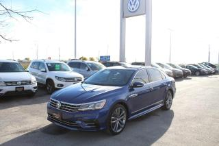 Used 2016 Volkswagen Passat 1.8 TSI Highline R-Line for sale in Whitby, ON
