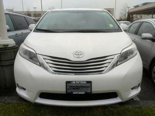 Used 2016 Toyota Sienna LIMITED 7 PASSENGER for sale in North Vancouver, BC