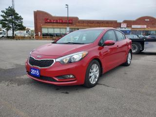 Used 2015 Kia Forte 4dr Sdn for sale in Scarborough, ON