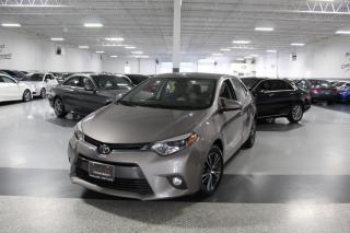 Used 2016 Toyota Corolla LE UPGRADE | ALLOYS | SUNROOF I REAR CAM I HEATED SEATS for sale in Mississauga, ON