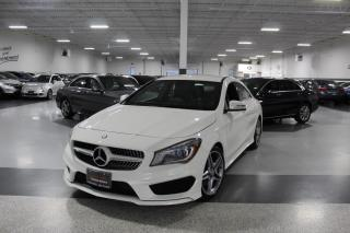 Used 2016 Mercedes-Benz CLA-Class 250 4MATIC I A.M.G I NAVIGATION I AMBIENT LIGHT I REARCAM for sale in Mississauga, ON