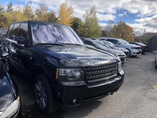 Used 2012 Land Rover Range Rover 4WD HSE LUX, LOW KM for sale in Toronto, ON