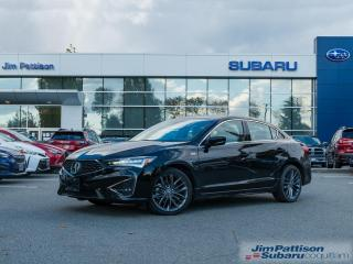 Used 2019 Acura ILX Fully Loaded A-Spec for sale in Port Coquitlam, BC