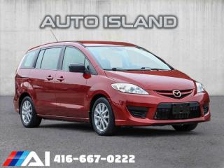 Used 2010 Mazda MAZDA5 4dr Wgn for sale in North York, ON