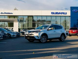 Used 2017 Toyota RAV4 Hybrid Limited for sale in Port Coquitlam, BC