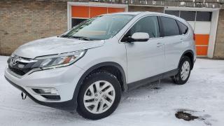Used 2016 Honda CR-V AWD 5dr EX for sale in Calgary, AB