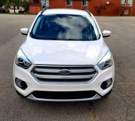 Used 2017 Ford Escape NAVIGATION | AWD | NO ACCIDENTS | ONE OWNER for sale in Concord, ON