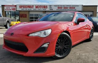 Used 2015 Scion FR-S 2dr Cpe - 6 Speed, Accident Free, Safety Certified for sale in Oakville, ON