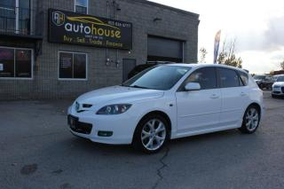Used 2008 Mazda MAZDA3 4dr HB SPORT/MANUAL for sale in Newmarket, ON