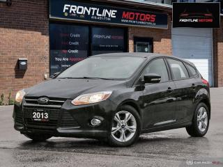 Used 2013 Ford Focus 5DR HB SE for sale in Scarborough, ON