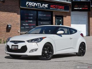 Used 2013 Hyundai Veloster Tech Package 6MT for sale in Scarborough, ON