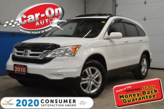 Used 2010 Honda CR-V EX-L | LEATHER | SUNROOF | NAVIGATION for sale in Ottawa, ON