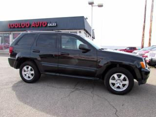 Used 2009 Jeep Grand Cherokee Laredo 4WD Automatic No Accident Certified for sale in Milton, ON