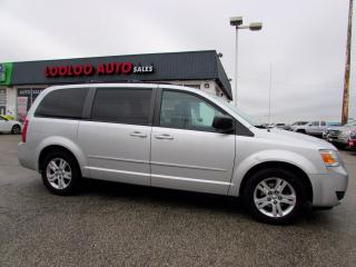 Used 2010 Dodge Grand Caravan SE Stow & Go 3.3L V6 7 Passenger Camera Rear DVD Certified for sale in Milton, ON