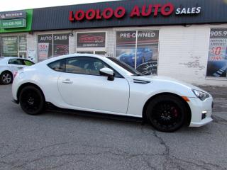 Used 2015 Subaru BRZ Aozora Edition 6 Spd Manual Navigation Bluetooth Certified for sale in Milton, ON
