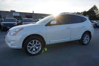 Used 2011 Nissan Rogue SV AWD NAVI CAMERA CERTIFIED 2YR WARRANTY SUNROOF BLUETOOTH HEATED SEATS for sale in Milton, ON