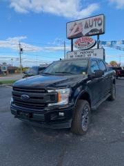 Used 2020 Ford F-150 XLT SuperCrew 6.5-ft. Bed 4WD for sale in Windsor, ON