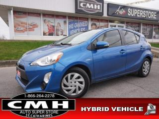 Used 2015 Toyota Prius c HYBRID PWR-GROUP BT HATCH for sale in St. Catharines, ON