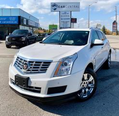 Used 2015 Cadillac SRX Luxury | AWD | ONE OWNER | BACKUP CAM | COLLISION ALERT | BLIND SPOT ASSIST | for sale in Barrie, ON