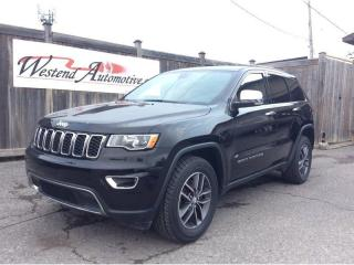 Used 2017 Jeep Grand Cherokee Limited for sale in Stittsville, ON
