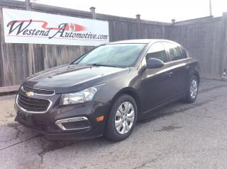 Used 2016 Chevrolet Cruze LT for sale in Stittsville, ON