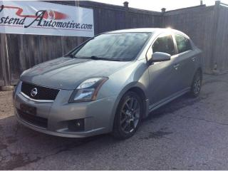 Used 2012 Nissan Sentra SE-R for sale in Stittsville, ON