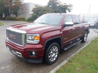 Used 2014 GMC Sierra 1500 Z71 Denali Crew Cab Short Box 4WD for sale in Burnaby, BC