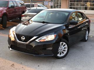 Used 2016 Nissan Sentra SV for sale in Brampton, ON