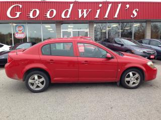 Used 2009 Chevrolet Cobalt LT! LOW MILEAGE! AUTOMATIC! for sale in Aylmer, ON