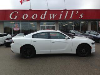 Used 2016 Dodge Charger SXT! HEATED SEATS! REMOTE START! POWER ROOF! BT! for sale in Aylmer, ON