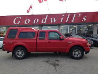 Used 2011 Ford Ranger FX4! SUPER CAB! CLEAN CARPROOF! for sale in Aylmer, ON