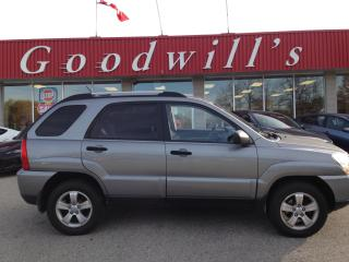 Used 2010 Kia Sportage LX! for sale in Aylmer, ON