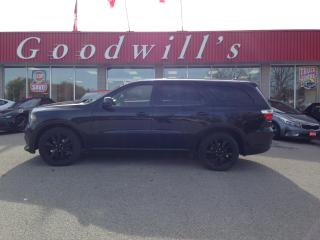 Used 2013 Dodge Durango SXT! BACKUP SENSOR & CAM! BLUETOOTH! for sale in Aylmer, ON