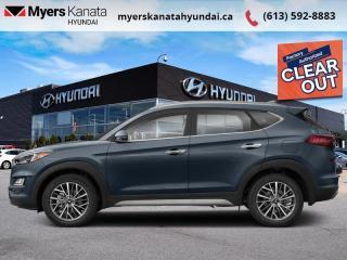 New 2021 Hyundai Tucson 2.4L Luxury AWD  - $204 B/W for sale in Kanata, ON