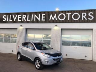 Used 2013 Hyundai Tucson GLS for sale in Winnipeg, MB