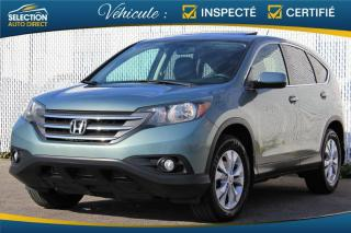 Used 2013 Honda CR-V Traction intégrale 5 portes EX for sale in Ste-Rose, QC
