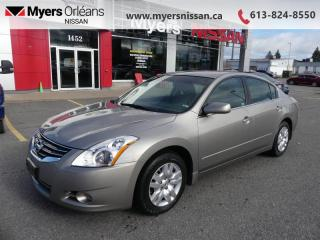 Used 2012 Nissan Altima 2.5 S  -  Power Windows -  Power Doors - $91 B/W for sale in Orleans, ON