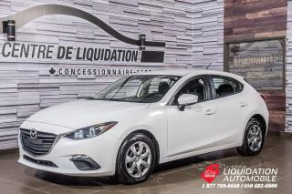 Used 2015 Mazda MAZDA3 GX+BLUETOOTH+GR/ELECT for sale in Laval, QC