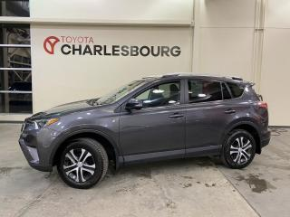 Used 2016 Toyota RAV4 LE - Traction avant for sale in Québec, QC