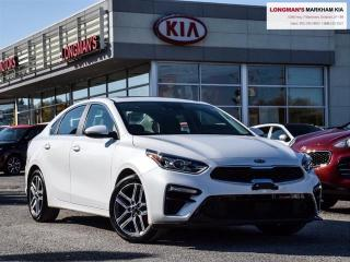 Used 2019 Kia Forte 1OWNR|EX|LEATHER|SUNROOF| for sale in Markham, ON